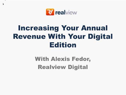 Digital Newspaper Webinar